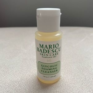 Other - 5 for $15 Mario Badescu Foaming Travel Size